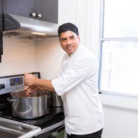 addiction rehab toronto - residential facility-chef