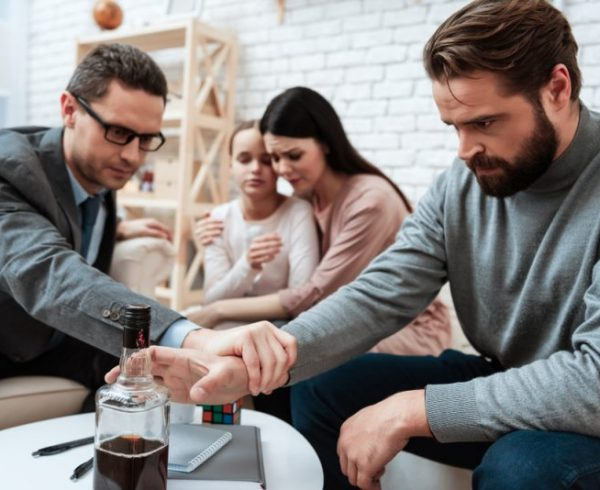 Family Therapy in Addiction