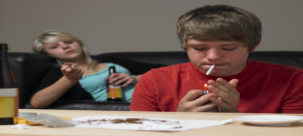 child drug addiction