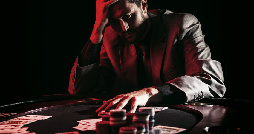 Risk of Gambling Addiction