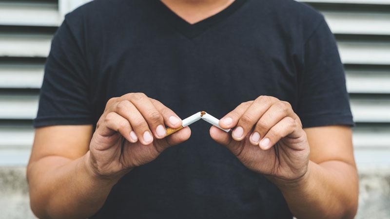 Seeking Support to Quit Smoking