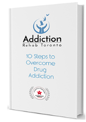 10 Steps to Overcome Drug Addiction ebook image