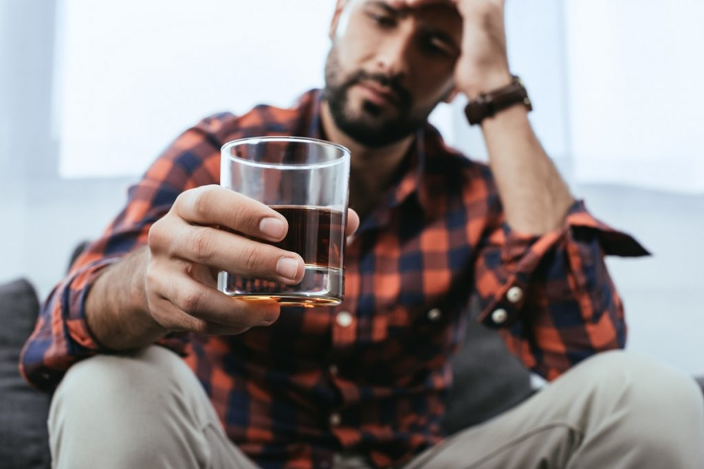 Alcohol Dependency and Questions