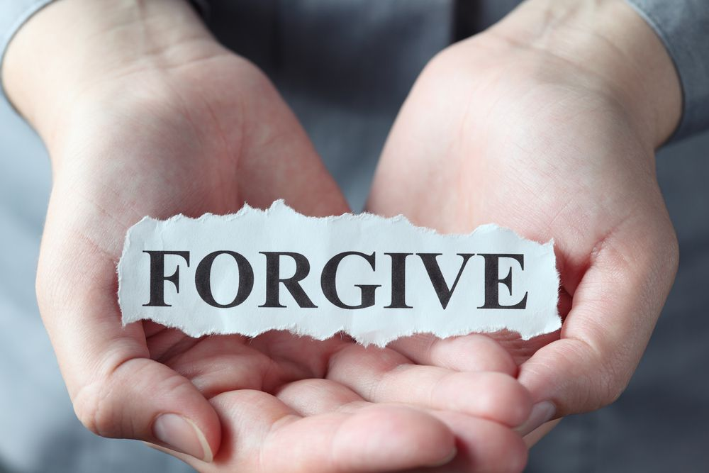Forgive During Addiction Treatment