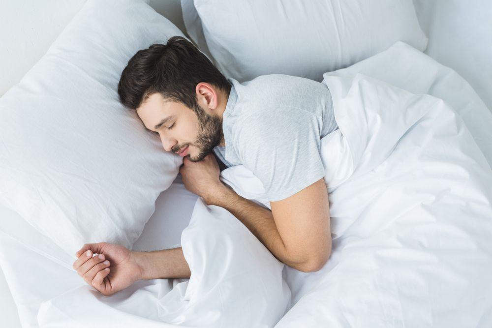 sleep regularly