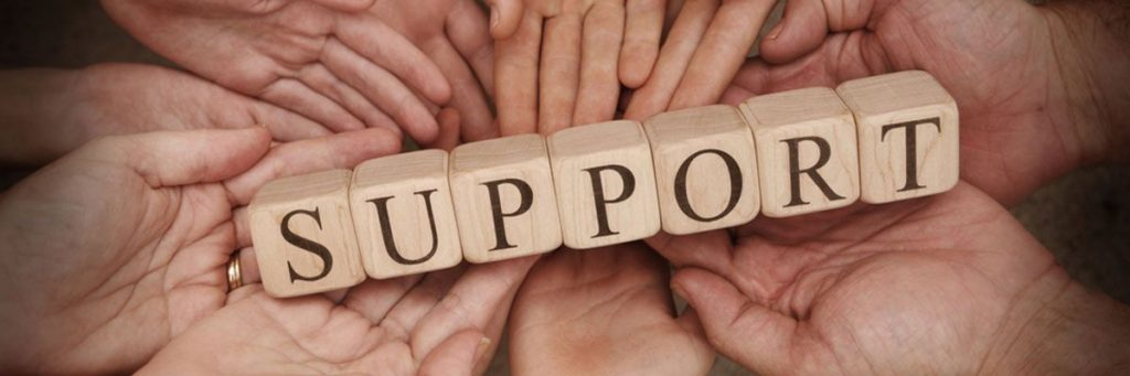 Consult Support Groups on Their Behalf