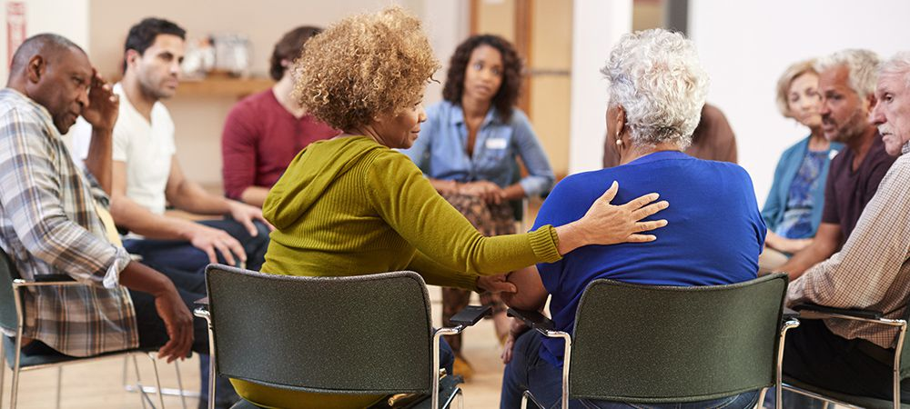 depression treatment group therapy