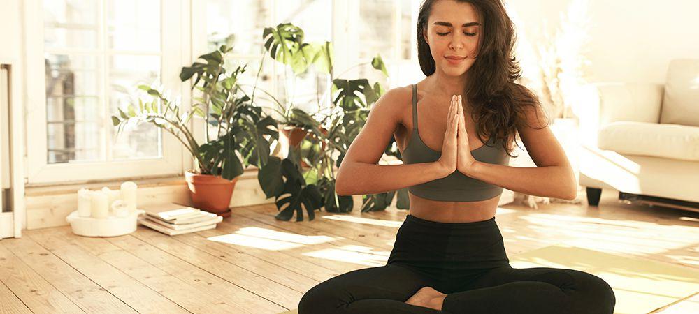 practice resting awareness